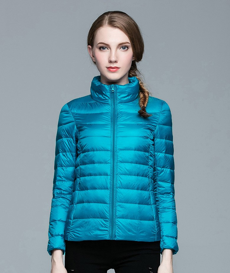best down jacket women's