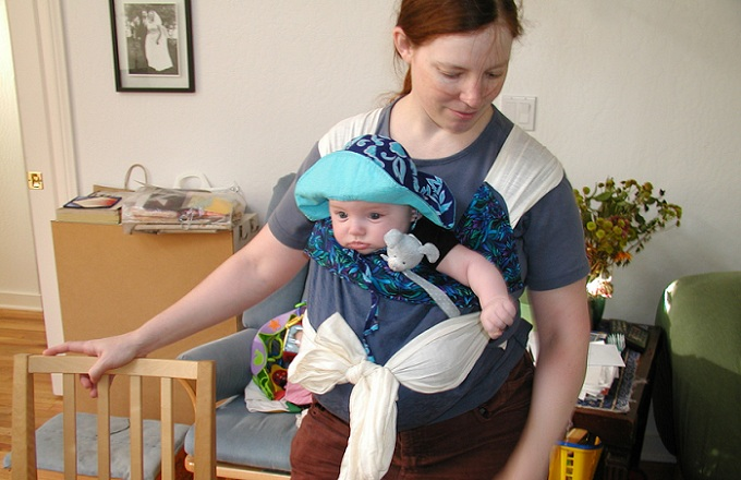 How to buy a baby carrier