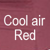 Cool air Red