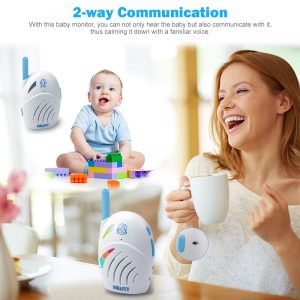 audio baby monitor for sale
