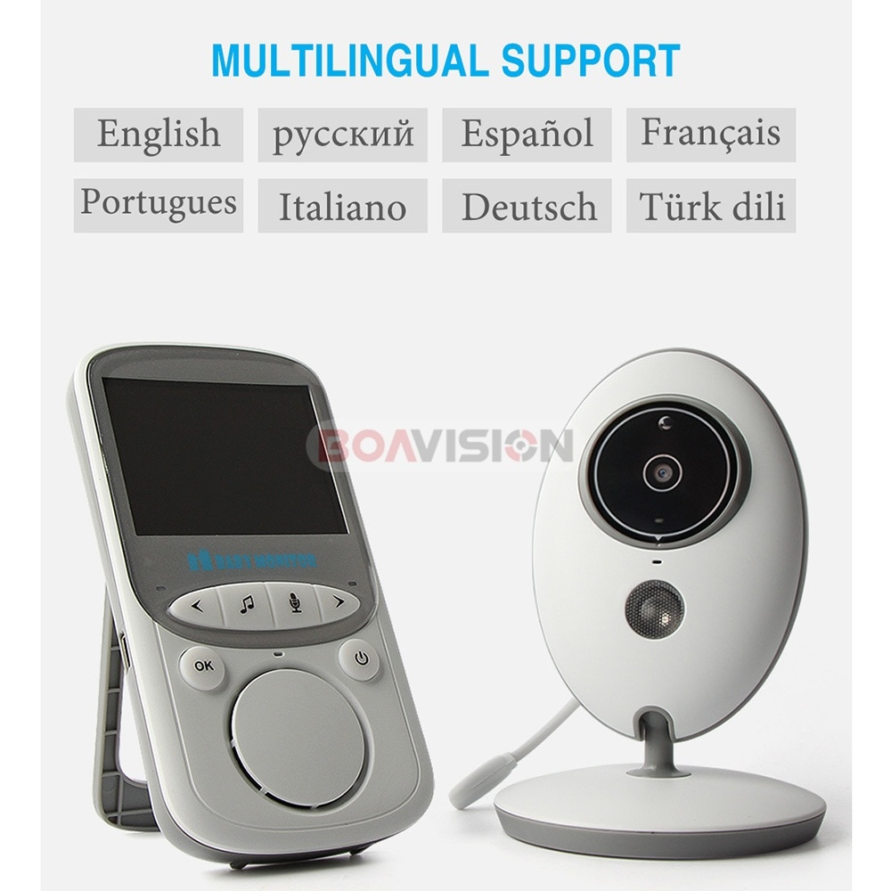 video baby monitor securit