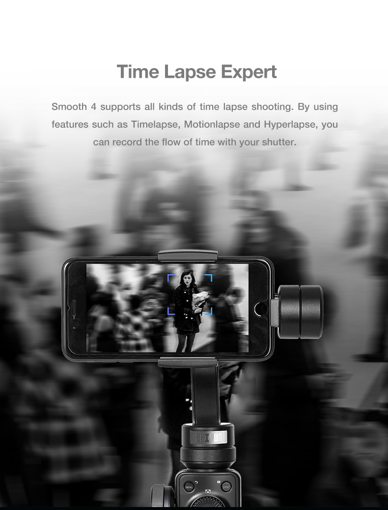 best gimbal stabilizer for iphone