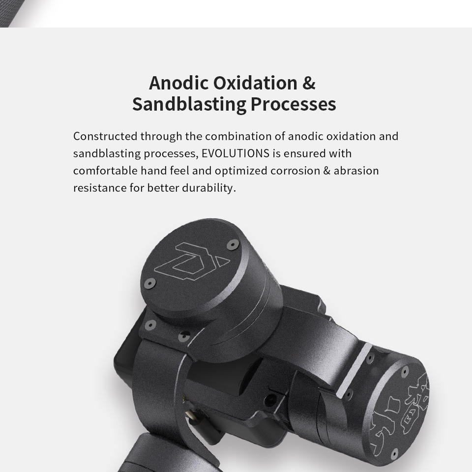 best handheld 3 axis gimbal