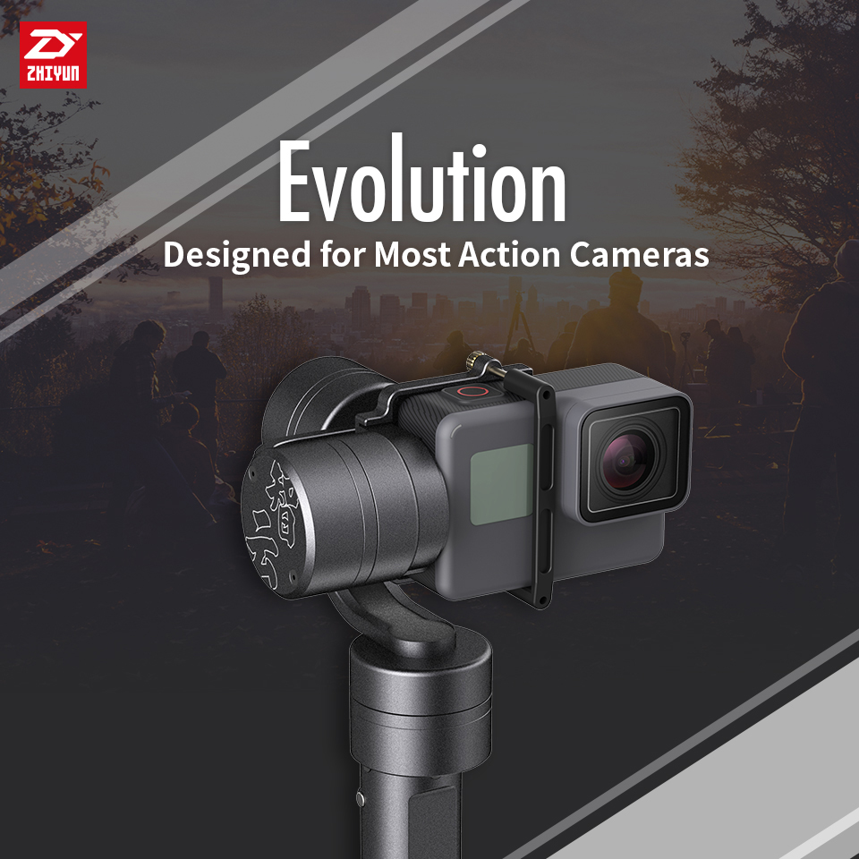 best camera stabilizer gimbal