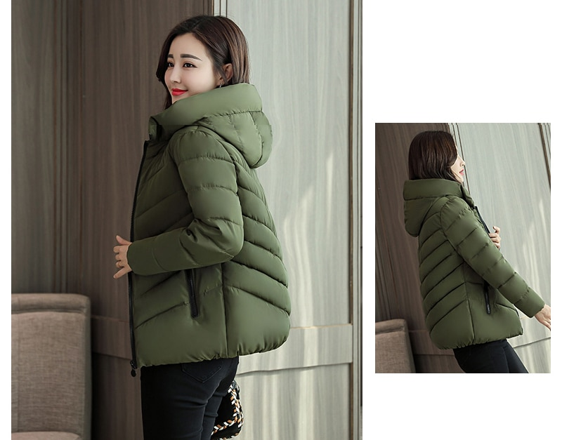 womens stand collar jacket