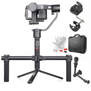 Yangjingya Camera Stand 120min Auto Rotation Camera Mount for GoPro