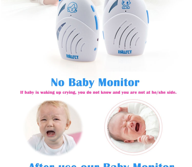 audio baby monitor best