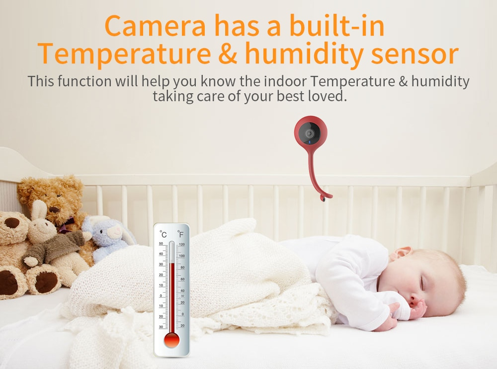 best security camera baby monitor