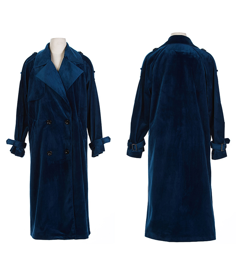 long velvet coats for womens