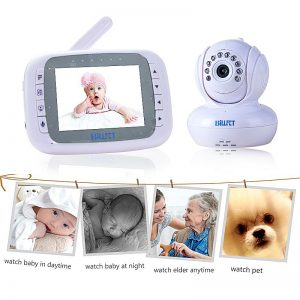 baby monitor security camera