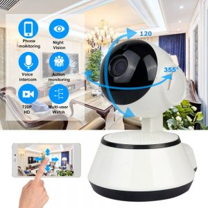 home security for baby monitor