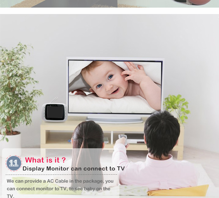 best baby monitor with camera