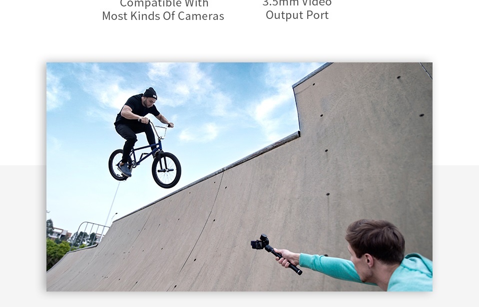 best gimbal action camera