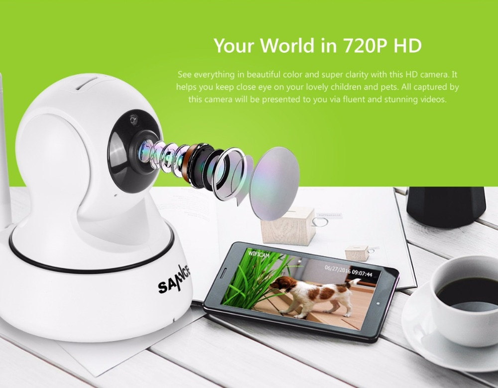 home security baby monitor