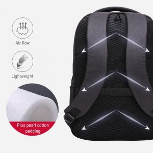 multifunction anti theft backpack