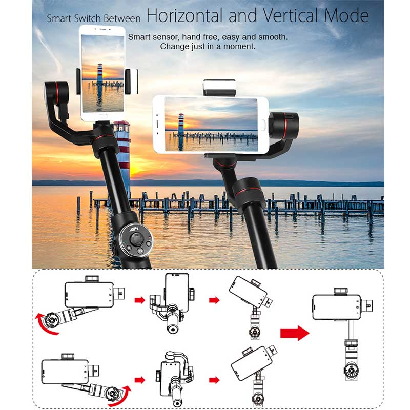 best gimbal stabilizer for phone