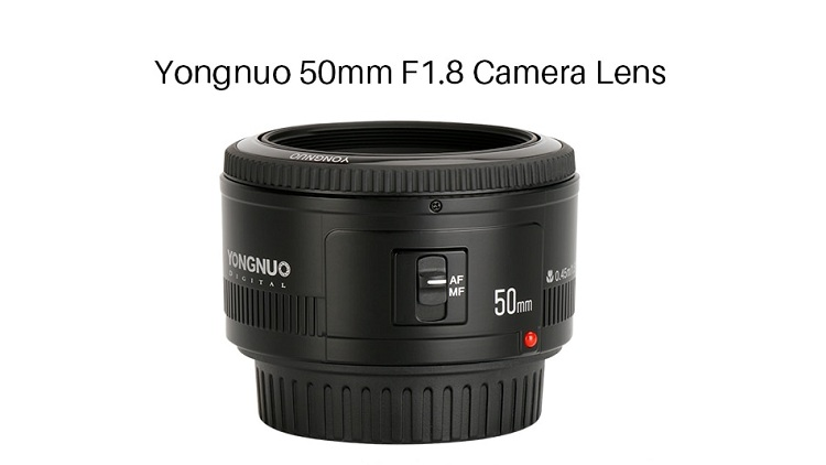 how to shoot with a 50mm lens