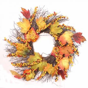 harvest berry garland