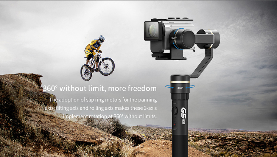 best camera gimbal stabilizer