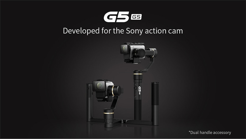 3 axis gimbal camera stabilizer