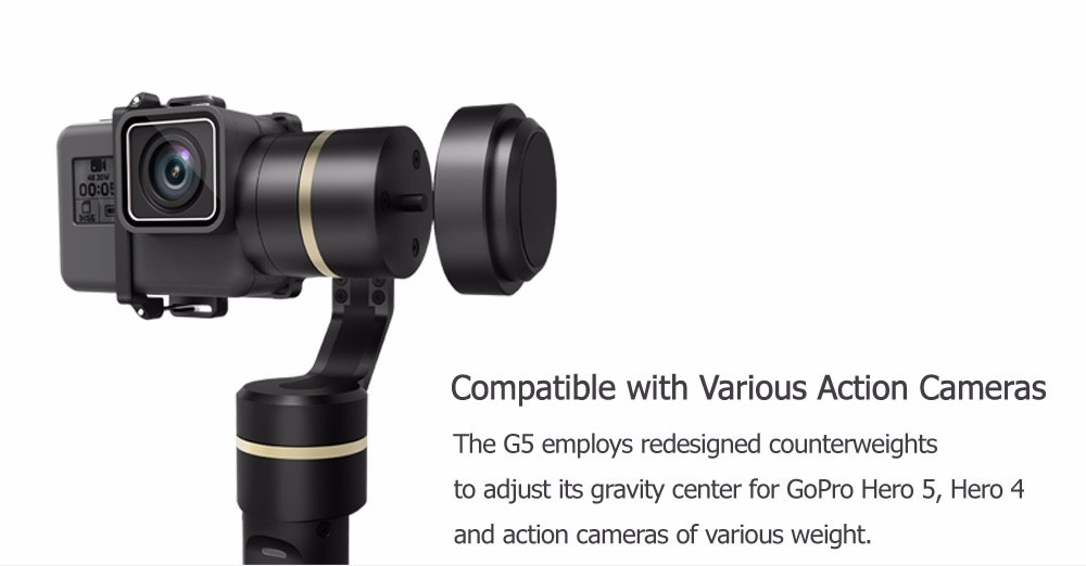 best camera gimbal stabilize