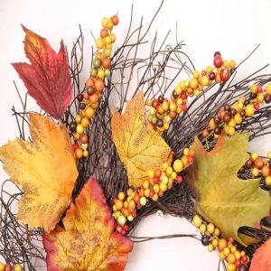 harvest decorations cheap