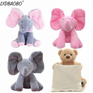 best plush elephant toy