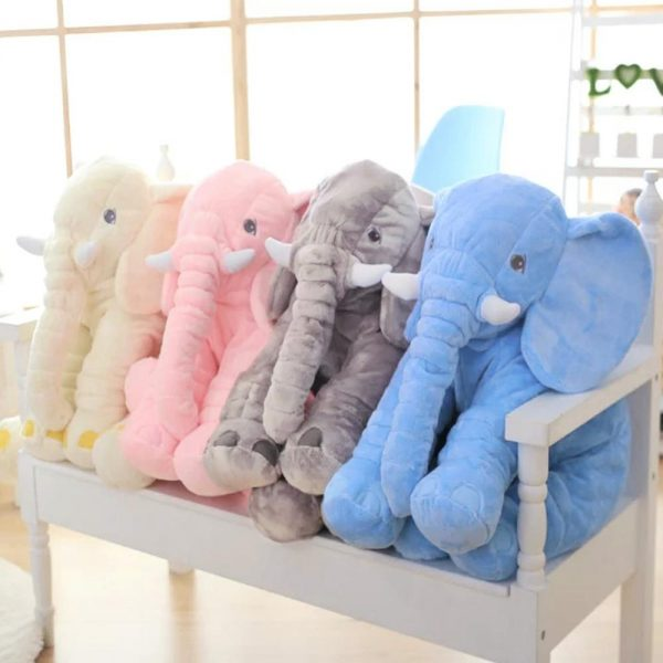 best baby elephant pillow