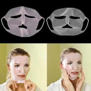 silicone mask skin care