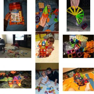 toy building blocks plastic