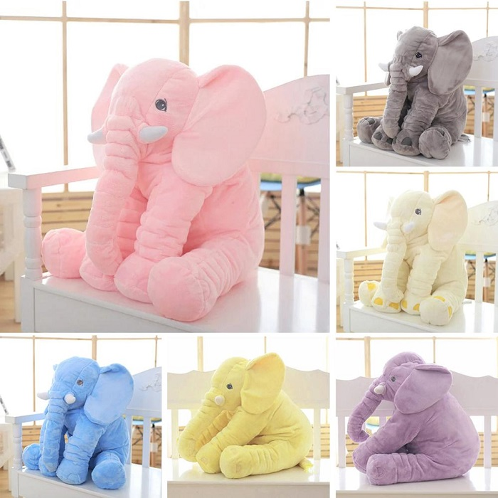 elephant sleeping cushion