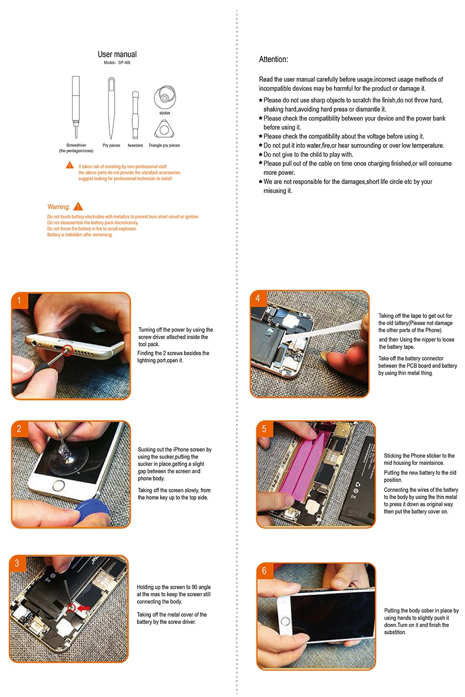 buy iphone battery replacement