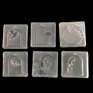 silicone jewelry molds