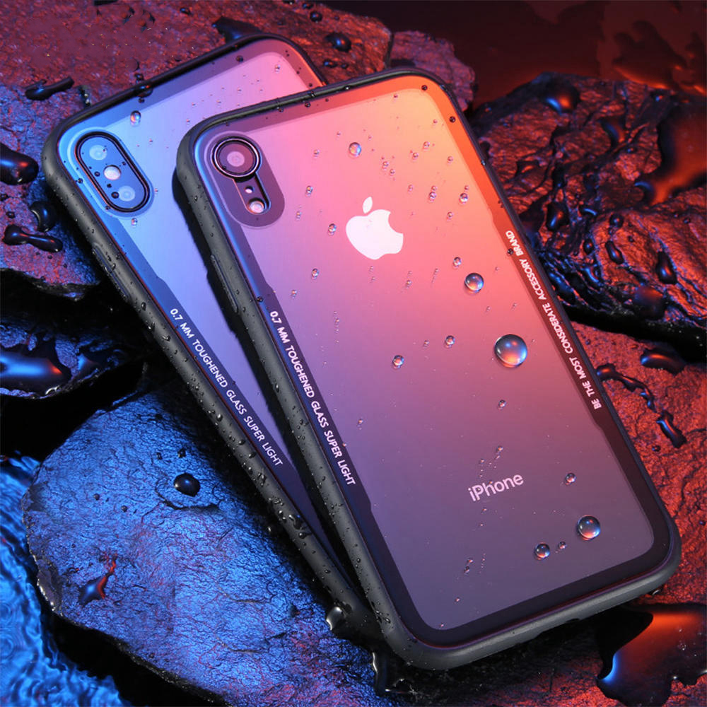the best attitude 81cad 7f49e iPhone X Case / iPhone XS, XS Max, XR, 6, 6+, 6s, 6s+, 7, 7+, 8, 8+,  Tempered Glass Phone Case