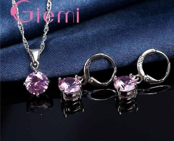 elegant necklace sets