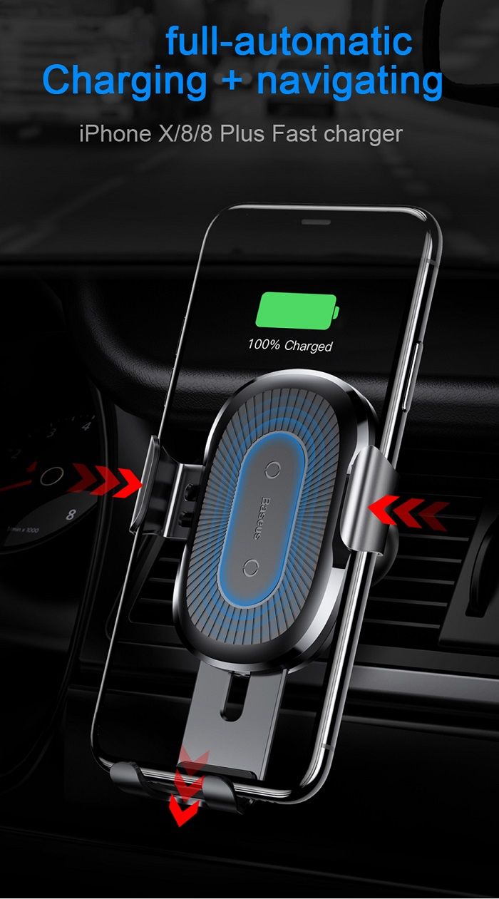 best buy wireless car charger
