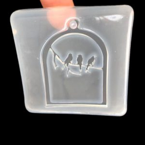 resin jewelry silicone molds