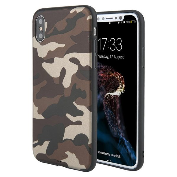 iphone x camouflage case