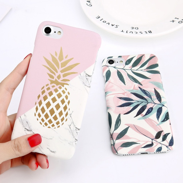 Iphone 5s Case Best Buy Flower Leaf Print Phone Case