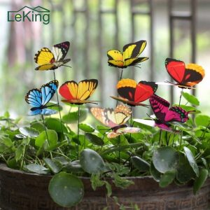 Garden Butterfly Stakes For Sale