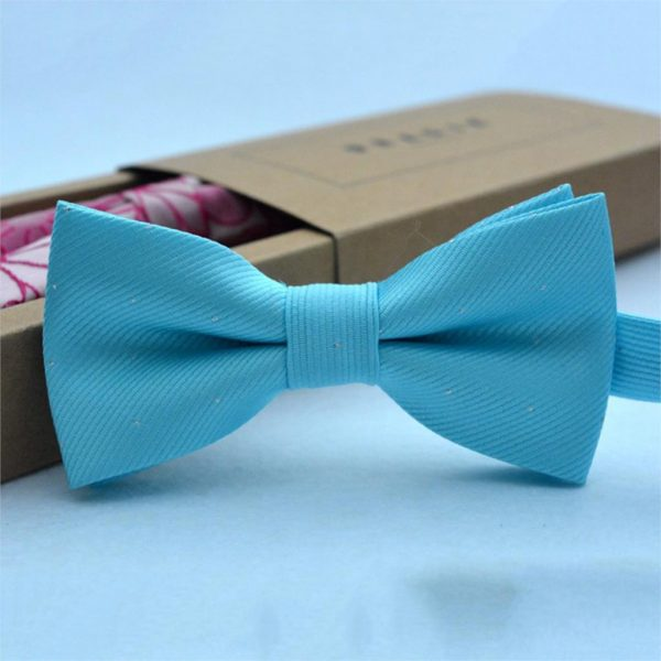 toddler polka dot bow tie