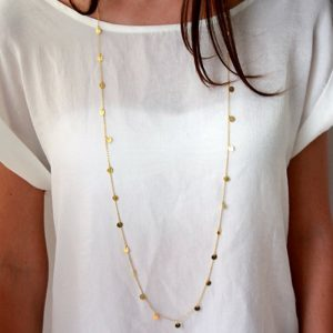 long necklace buy online
