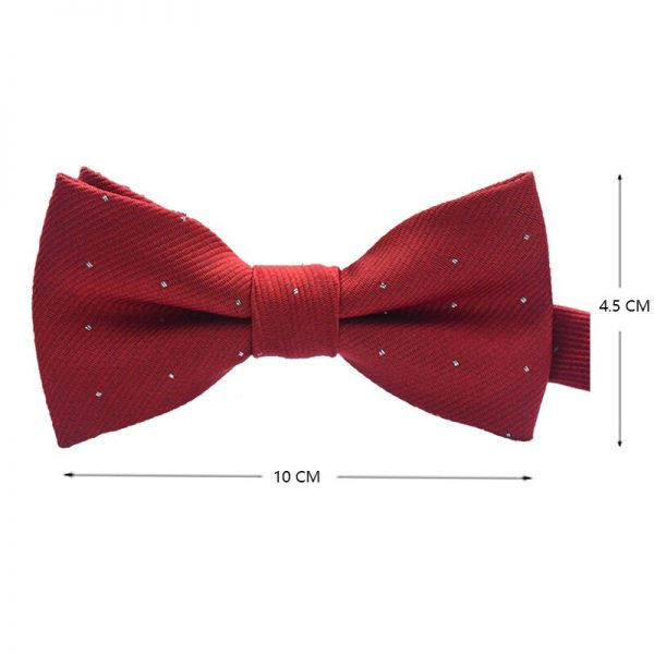 polka dot bow ties for sale