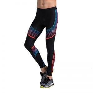 Detector Running Tights Men Jogging Sport Leggings GYM Fitness Compression Pants Exercise Quick-Drying Trousers 1