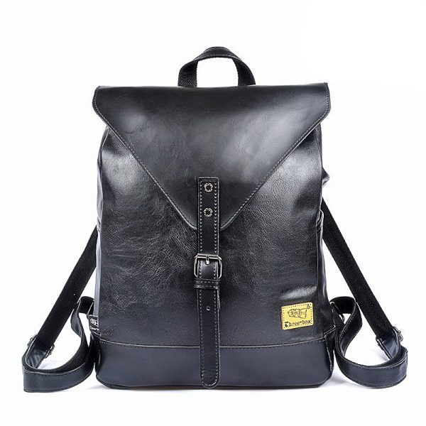 cheap leather backpacks mens