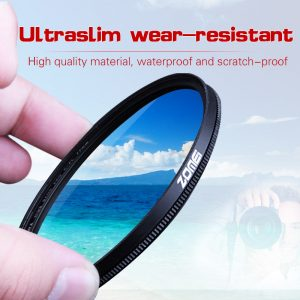 ZOMEI CPL Circular Polarizer Camera filter for Canon Nikon DSLR Camera lens 52mm/55/58/62/67/72/77/82mm 1