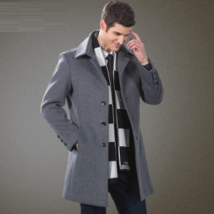 woolen coat mens