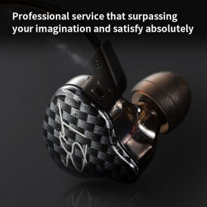 KZ ZST Dual Driver Earphone Dynamic And Armature Detachable Bluetooth Cable Monitors Noise Isolating HiFi Music Sports Earbuds 5