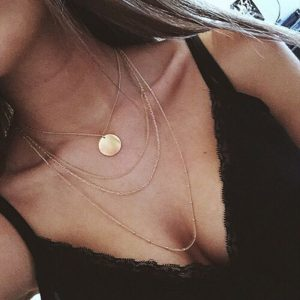 buy multi layer necklace