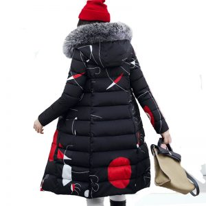 Long Outerwear Parka